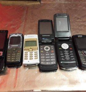 телефоны. запчасти