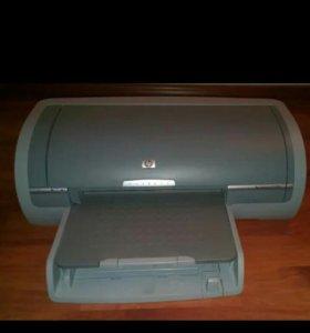 Принтер hp deskiet 5150series
