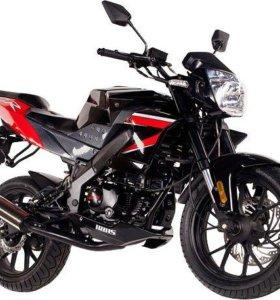 Мотоцикл IRBIS GR 250сс красный