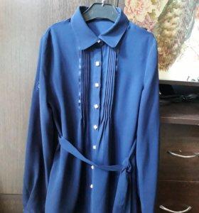 Блузка школьная Deloras
