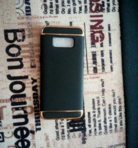 Чехол новый на SAMSUNG S8
