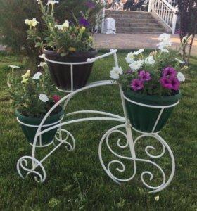 Металлический каркас для вашего сада.