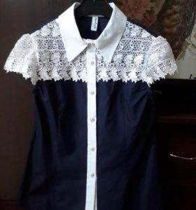 Блузка школьная Непоседа