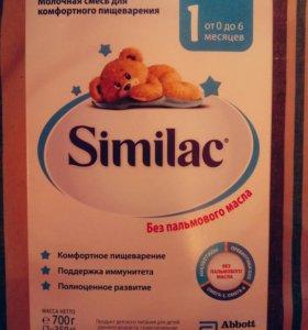 Детская смесь Similac 1