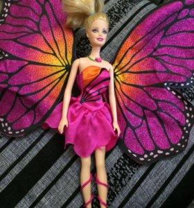 Кукла барби с крыльями