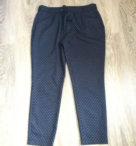 Жаккардовые брюки Zara