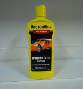 Очиститель кузова Doctor Wax