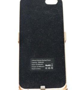 ЧЕХОЛ ЗАРЯДКА iPhone 6.6S