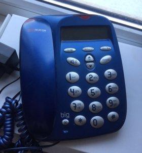 Телефон стационарный Telecom