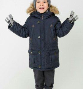 Куртка аляска зимняя Acoola