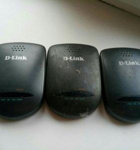 D-Link DVG-7111S VoIP шлюз для IP телефонии