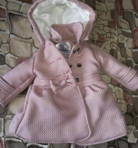 Пальто для принцессы
