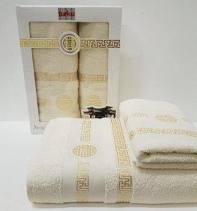 ✅Подарочный набор полотенец