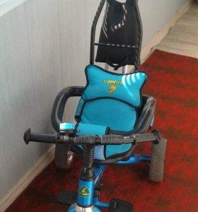 Детский трехколесный велосипед Bonna SmartBike