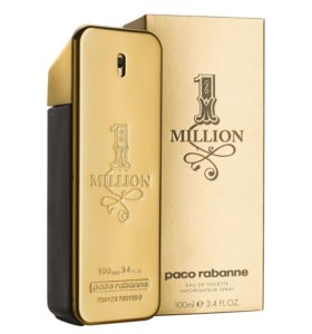 Paco Rabanne One Million, 100ml. man
