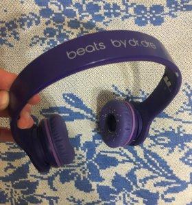Beats Solo HD Matte Purple