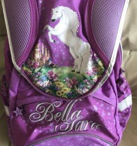 Школьный рюкзак «Bella Sara»