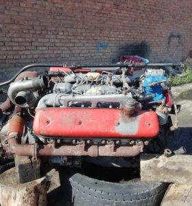 Двигатель б/у ямз-238