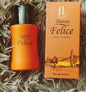 Туалетная вода Donna Felice 50ml