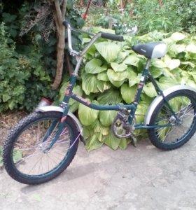 Велосипед Десна, складной