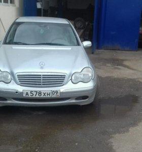 Mercedes-Benz C-Класс, 2002