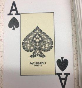 Игральные карты Modiano