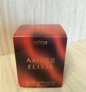 Парфюмерная вода Oriflame Amber Elixir