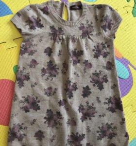 Платье для девочки 68-80 размер
