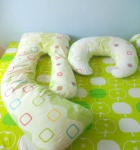 Подушка для беременных и кормящих!