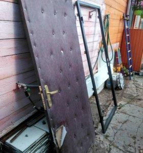 Дверь металлическая 2.02-80