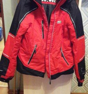Зимняя куртка Clissade 164 р.