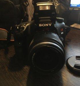 Фотоаппарат зеркальный Sony a65 (Альфа 65)