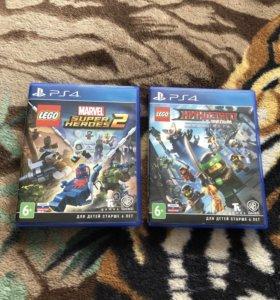 LEGO игры ps4