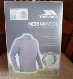 Новое мужское термобельё Trespass