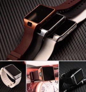 Новые прямоугольные часы Smart Watch DZ11