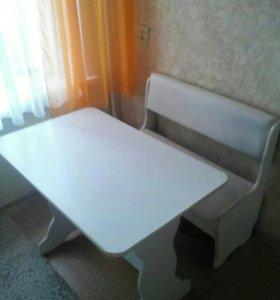 Диван+ стол