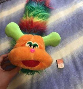 Мягкая игрушка «Гусеничка»