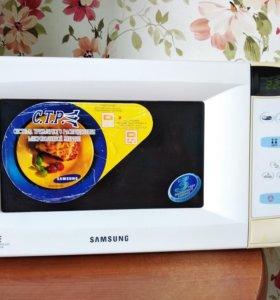 Микроволновка Samsung 23 л 800 Вт гарантия