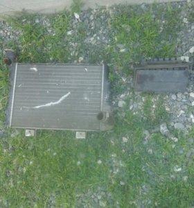Продается радиатор ваз2107