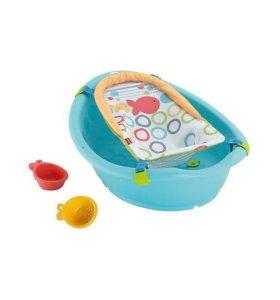 Fisher-Price Ванна детская Rinse'n'Grow Tub