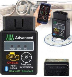 Диагностический сканер OBD 2