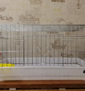 Клетка для грызунов 55х30х30см
