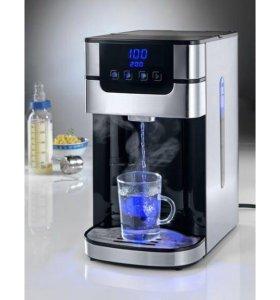 Чайник-термос (термопот) Gemlux GL-WBD-4Q silver