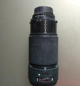 Обьектив 80-200 на Nikon, светосила 2,8