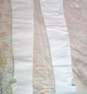 Бандаж XL и компрессионные чулки(новые), размер 3