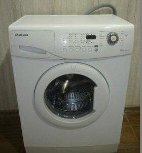 Стиральная машина Samsung WF6458S7W