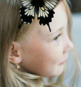 Фотографии с бабочками