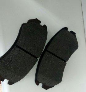Тормозные колодки передние MPH23