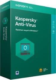 Kaspersky Anti-Virus для Windows (ключ продление)