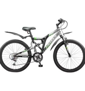 Горный велосипед Stels mustang 24 (2014)